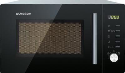 Микроволновка Oursson MD2000/SB - общий вид