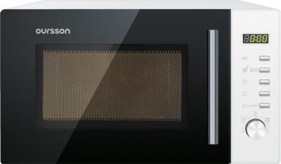 Микроволновка Oursson MD2000/WH - общий вид