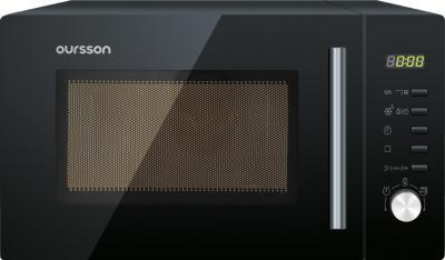Микроволновка Oursson MD2001G/BL - общий вид