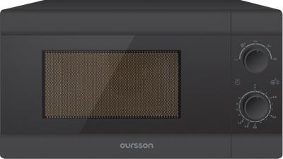 Микроволновка Oursson MM2002/BL - общий вид