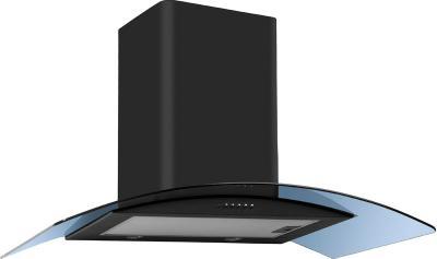 Вытяжка купольная Backer QD60A-G6L121 Black - общий вид
