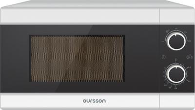 Микроволновка Oursson MM2002/WH - общий вид
