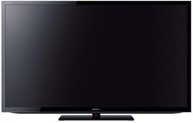 Телевизор Sony KDL-55HX753 - вид спереди