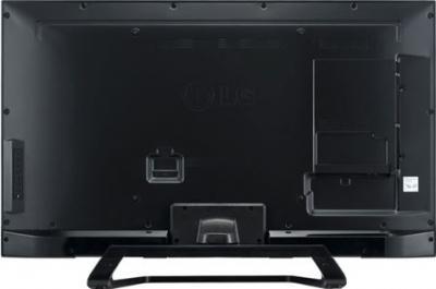Телевизор LG 42LM660T - вид сзади