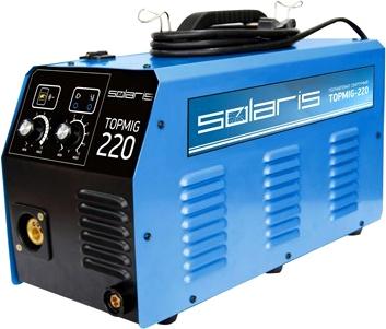 Полуавтомат сварочный Solaris TOPMIG-220 - общий вид