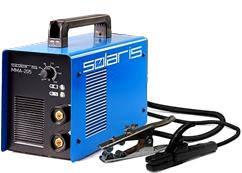 Инвертор сварочный Solaris MMA-205В + ACX - общий вид
