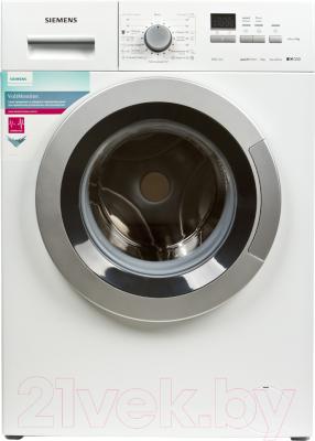 Стиральная машина Siemens WS10G140OE