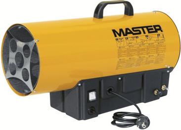 Тепловая пушка Master BLP 17 M - общий вид