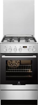 Кухонная плита Electrolux EKK54501OX - общий вид