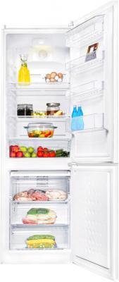 Холодильник с морозильником Beko CN327120 - общий вид
