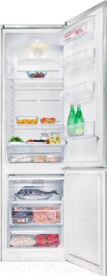 Холодильник с морозильником Beko CN 329120