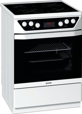 Кухонная плита Gorenje EC67346DW - общий вид