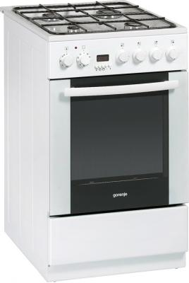 Кухонная плита Gorenje K57320IW - общий вид