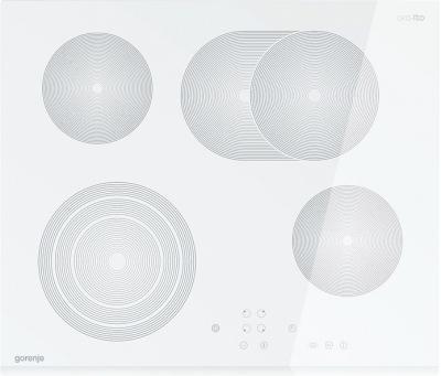Электрическая варочная панель Gorenje ECT 680 ORA-W - общий вид