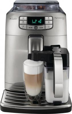 Кофемашина Saeco INTELIA-Evo Latte (HD8754/19) - вид спереди