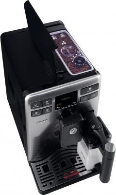 Кофемашина Saeco Energica Focus (HD8852/09) - вид сверху