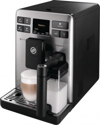Кофемашина Saeco Energica Focus (HD8852/09) - общий вид