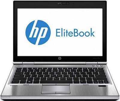 Ноутбук HP EliteBook 2570p (B6Q06EA) - фронтальный вид