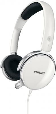 Наушники-гарнитура Philips SHM7110u - вид сбоку