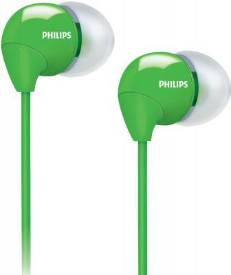 Наушники Philips SHE3590GN - общий вид