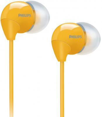 Наушники Philips SHE3590YL - общий вид