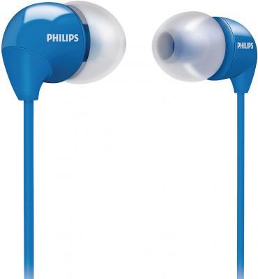Наушники Philips SHE3590BL - общий вид