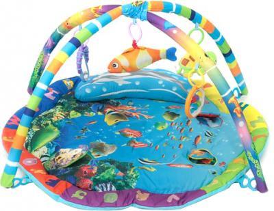 Игровой коврик KinderKraft Ocean World - общий вид
