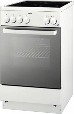 Кухонная плита Zanussi ZCV 562 MW - общий вид