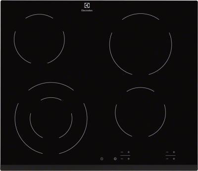Электрическая варочная панель Electrolux EHF6241FOK - общий вид