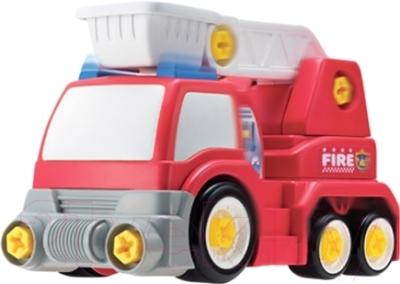 """Набор для сборки Keenway Пожарная машина """"Build&Play"""" 11921"""