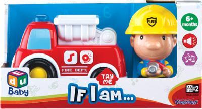 Игровой набор Keenway Пожарник 12673  - общий вид