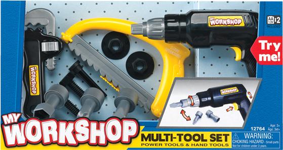 Детский набор инструментов Keenway