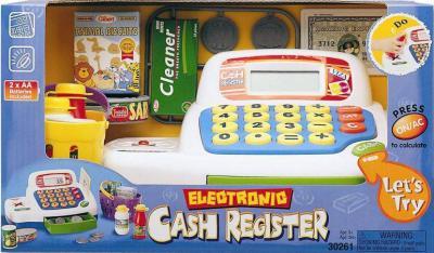Игровой набор Keenway Кассовый аппарат с предметами 30261 - общий вид