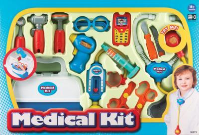 Игровой набор Keenway Доктор 30574 - общий вид