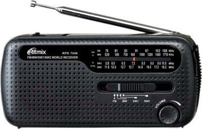 Радиоприемник Ritmix RPR-7040 (черный)