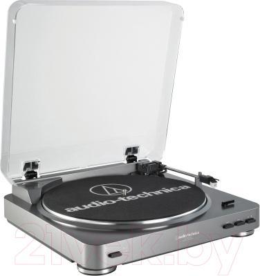 Проигрыватель виниловых пластинок Audio-Technica AT-LP60-USB