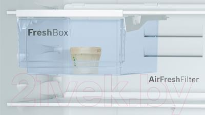 Холодильник с морозильником Bosch KGN39VW19R