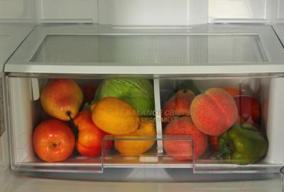 Холодильник с морозильником LG GA-M409SRA