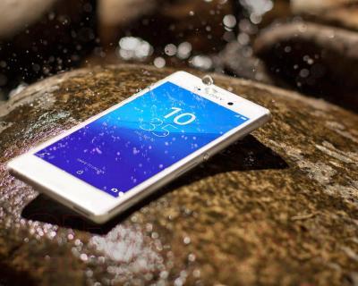 Смартфон Sony Xperia M4 Aqua / E2303 (белый)