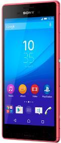 Смартфон Sony Xperia M4 Aqua / E2303 (коралловый)