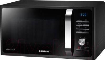 Микроволновая печь Samsung MS23F302TQK/BW