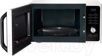 Микроволновая печь Samsung MG23F301TQW/BW