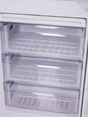 Холодильник с морозильником Beko RCNK320K21S
