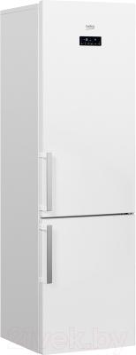 Холодильник с морозильником Beko RCNK320E21W