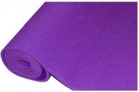 Коврик для йоги NoBrand YM-5 (фиолетовый) -