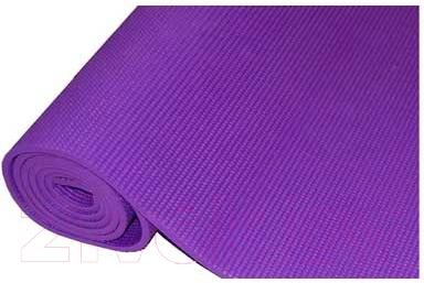 Коврик для йоги NoBrand YM-5 (фиолетовый)