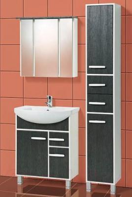 Шкаф-пенал для ванной Акваль Элиза (AE.03.00.01.L)