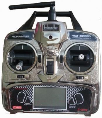 Радиоуправляемая игрушка Feilun Вертолет FX067C - пульт управления