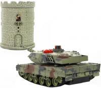 Радиоуправляемая игрушка Feilun Танковый бой с башней HQ550 -