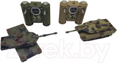 Радиоуправляемая игрушка Feilun Танковый бой Leopard II vs Leopard II 552
